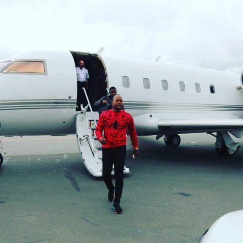 Alph Lukau Private Jet