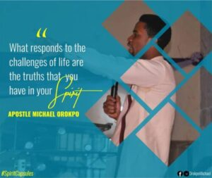 Apostle Michael Orokpo Messages On Business