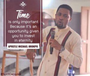 Apostle Michael Orokpo Messages On Dominion