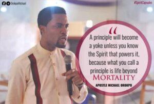 Apostle Michael Orokpo Messages On Faith