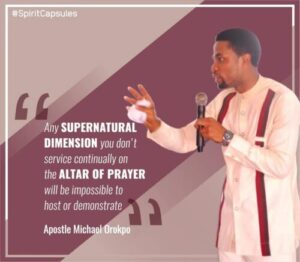 Apostle Michael Orokpo Messages On Laws Of The Kingdom
