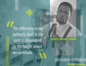 Apostle Michael Orokpo Messages On Transformation