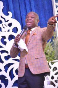 Evangelist Kingsley Nwaorgu - MY EMBER MONTH TO REMEMBER