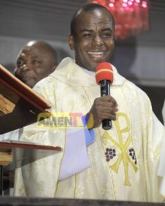 Rev Father Ejike Mbaka - Jesus The Miracle Worker