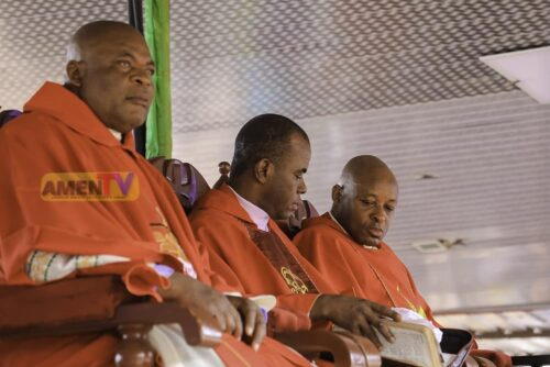 Rev. Father Ejike Mbaka - Agabigala m (Forsake Me Not)
