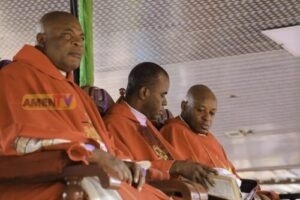 Rev. Father Ejike Mbaka - Agu Udo Eligwe (The Heavenly Lion)