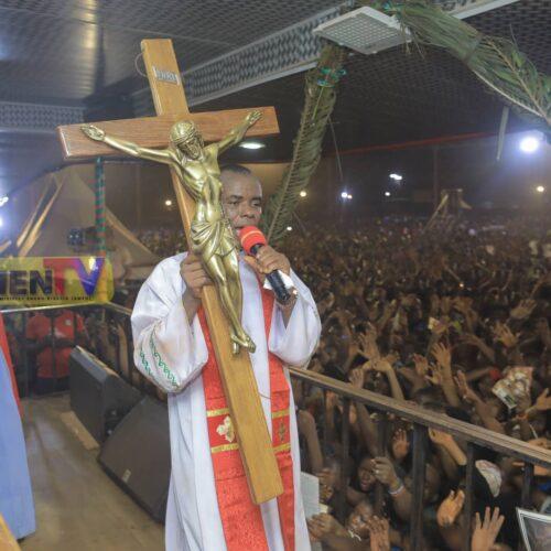 Rev. Father Ejike Mbaka - Ikuku Oma (The Beautiful Wind) Part 2