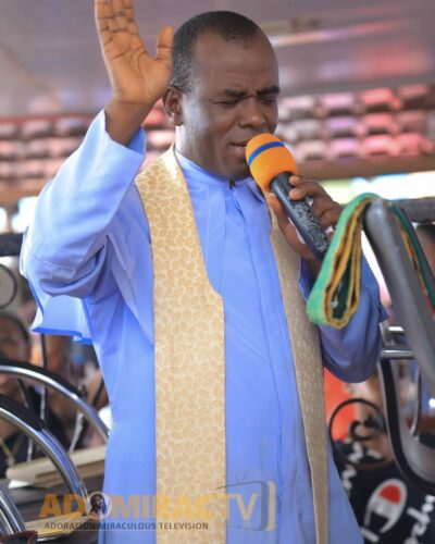 Rev. Father Ejike Mbaka - Jesus Mu Na Gi Ga Ebi