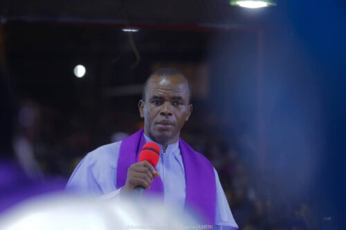Rev. Father Ejike Mbaka - KOSARACHI
