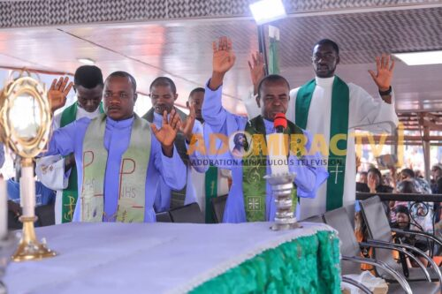 Rev. Father Ejike Mbaka - Ogwugwo Nso (Divine Healing) | PART 2