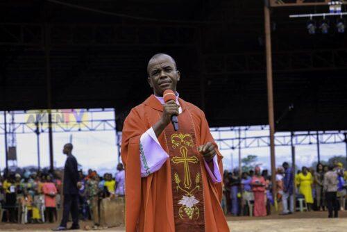 Rev. Father Ejike Mbaka - Omaricha Nduru (The Beautiful Dove)