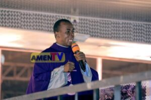 Rev. Father Ejike Mbaka - Onye Ga Anwude Agu N'aka (Who Can Catch The Lion)