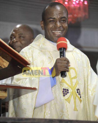 Rev. Father Ejike Mbaka - Resurrection Power (Ike Mbilite Onwu)