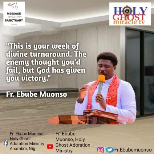 Rev. Fr. Emmanuel Obimma - Am Unstoppable