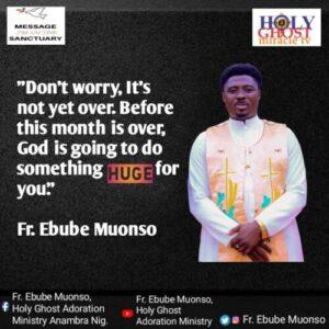 Rev. Fr. Emmanuel Obimma - Ike Muonso