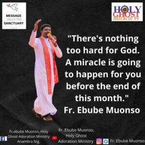 Rev. Fr. Emmanuel Obimma - Njem Ukwu Obe