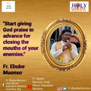 Rev. Fr. Emmanuel Obimma - Obam Eze