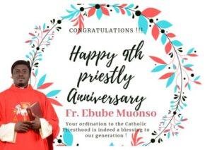 Songs By (Ebube Muonso) Rev. Fr. Emmanuel Obimma