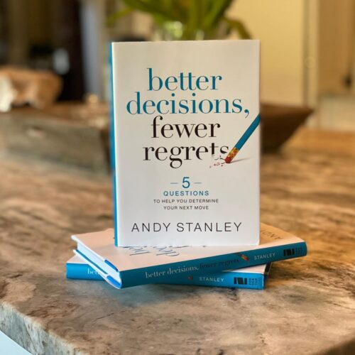 Andy Stanley Books