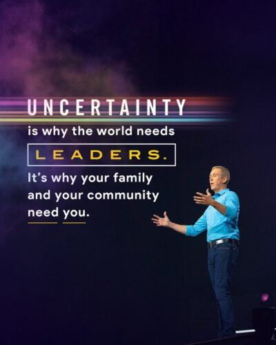 Andy Stanley Today