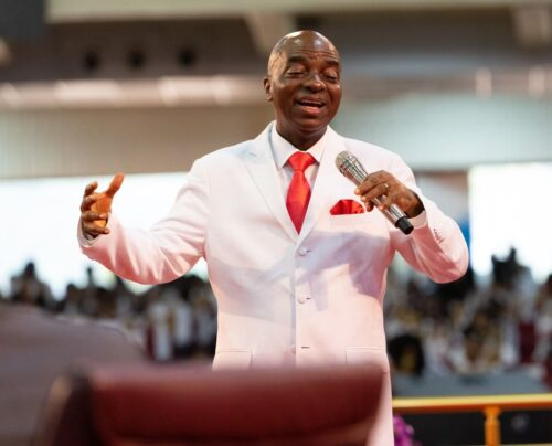 WORD CREATED WEALTH 2 - Bishop David Oyedepo Messages
