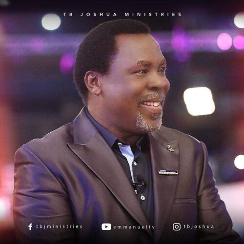 Contact Prophet TB Joshua