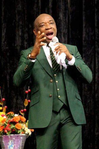 Evangelist Kingsley Nwaorgu - October 8th 2020