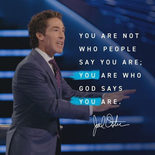 Joel Osteen Sermons - Power Thinking