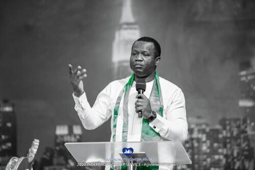 Pastor David Ogbueli Messages