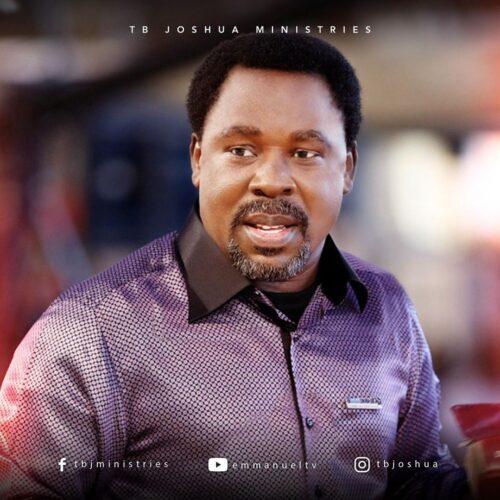 T.B. Joshua - JESUS OF NAZARETH