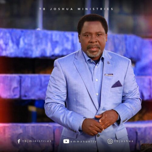 T.B. Joshua - SO GOOD