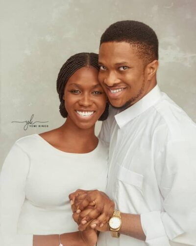 Lawrence Oyor To Get Married Tomorrow
