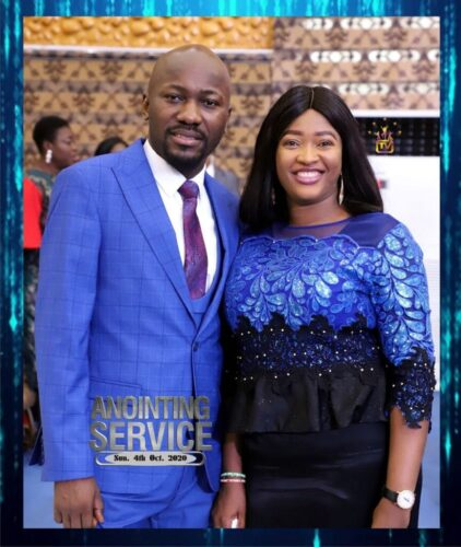 Apostle Johnson Suleman Prayer Request - Phone Number , Email , WhatsApp