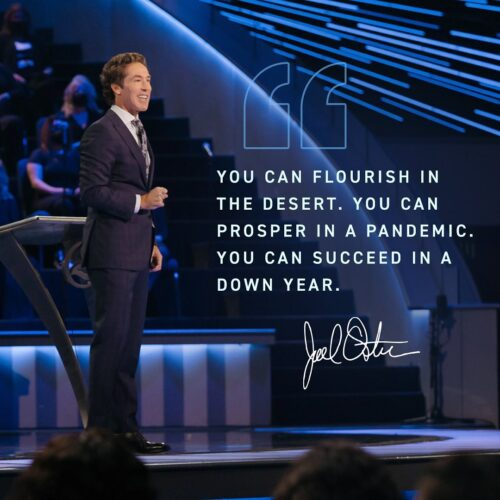 Joel Osteen Sermons - Develop A Healthy Self-Image