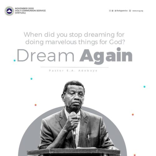 Pastor EA Adeboye Prayer Request - Phone Number , Email , WhatsApp