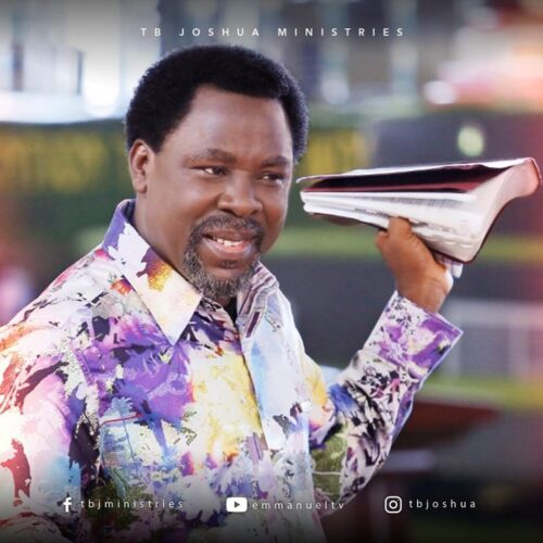 Prophet TB Joshua Prayer Request - Phone Number , Email , WhatsApp Number