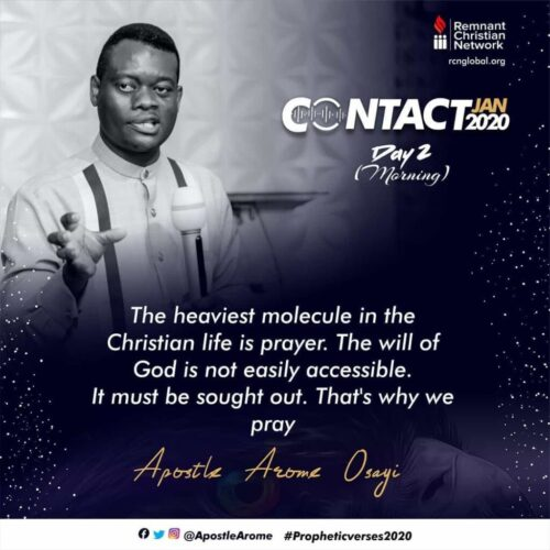 Remnant Christian Network Prayer Request - Phone Number , Email , WhatsApp