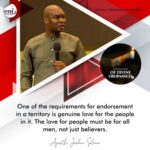 Apostle Joshua Selman Messages - MANIFESTATION OF THE SONS OF GOD (PART 2)