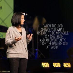 Pastor Phil Hopper Wife