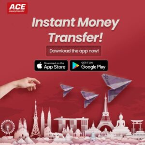 ACE Money Transfer App Email Address