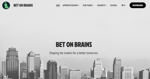 Scam or Legit - Bet On Brains (Login and Register) - https://www.betonbrains.com/