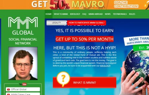Reviews: https://www.mmmglobal-mavro.com/ (Scam Or Legit) - Login and Register
