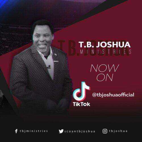 Tb Joshua Deliverance 2021
