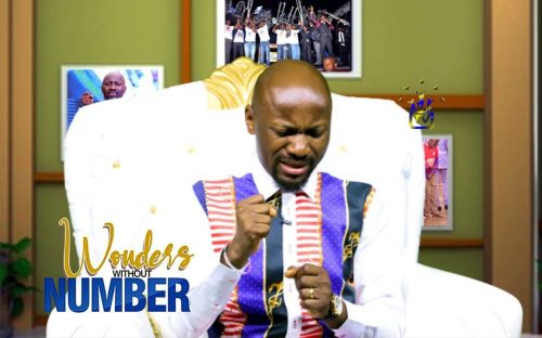 Apostle Johnson Suleman Tribute To Prophet TB Joshua