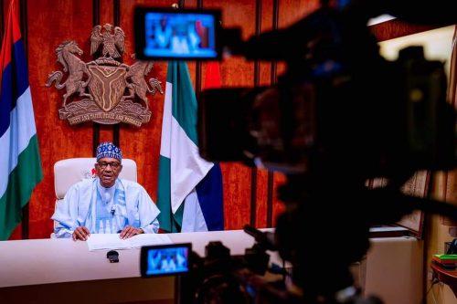 President Buhari's Democracy Day Speech On June 12, 2021 (Full Text)
