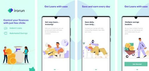 Customer Care Irorun Loan App