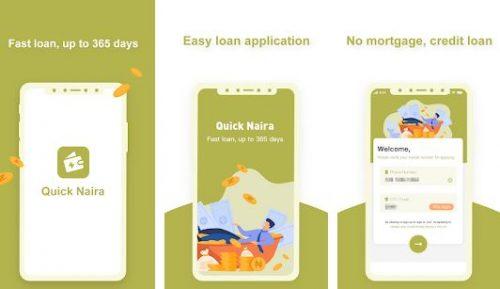 Customer Care Quick Naira Loan - Phone Number