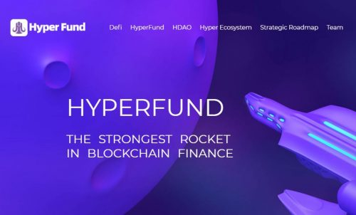 Scam ? HyperFund - https://www.thehyperfund.com/ (Login and Register)
