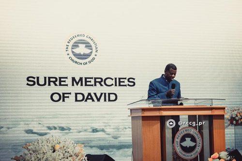 Pastor E.A Adeboye Tribute To Prophet TB Joshua