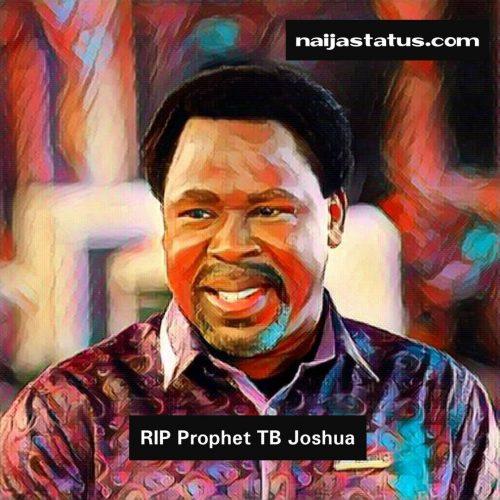 Prophet TB Joshua Successor